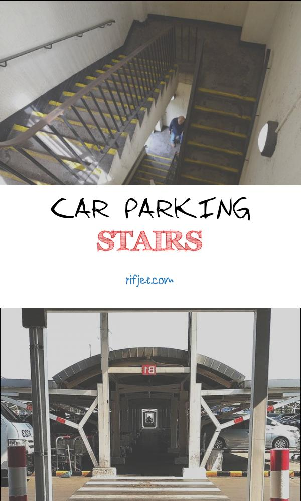 12 Better Car Parking Stairs Image