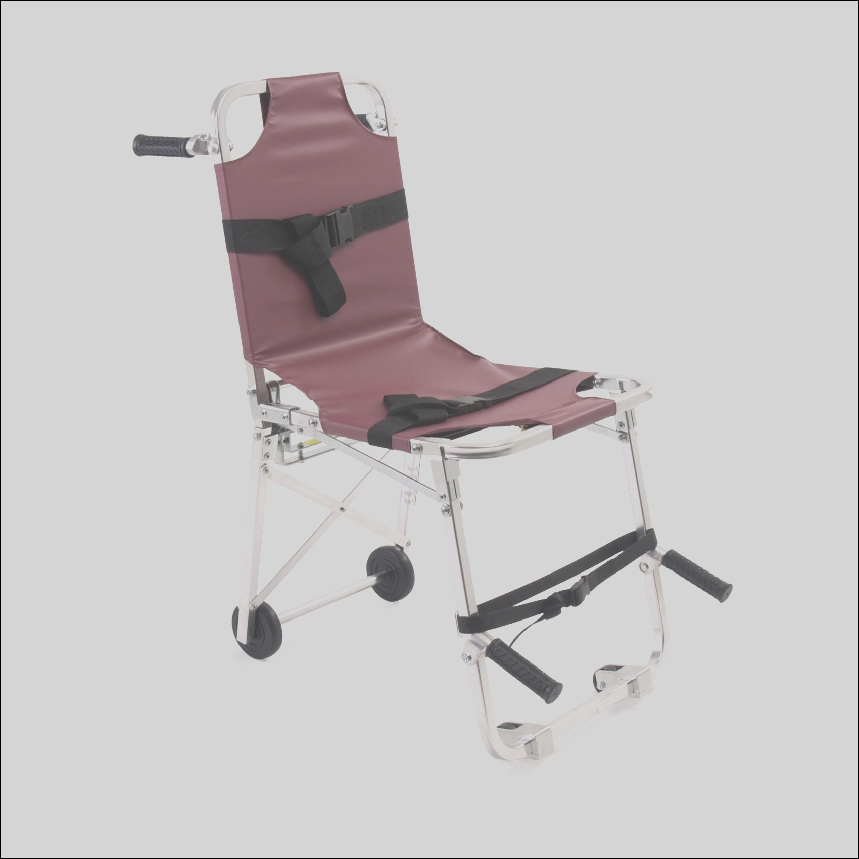 model 42 stair chair with vinyl cover