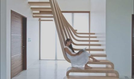 Change Stairs to Modern Awesome 10 Eye Catching Staircase Designs that Will Fascinate You