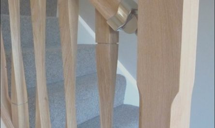 Contemporary Spindles for Stairs Best Of Contemporary Raymond Twist Stair Spindles 41mm