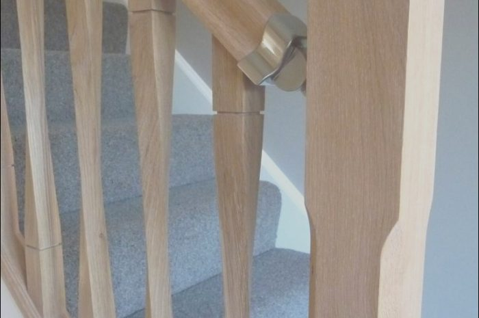 9 Trending Contemporary Spindles for Stairs Photos