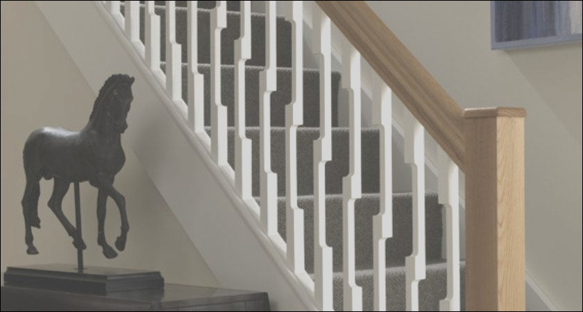awesome 18 images modern staircase spindles
