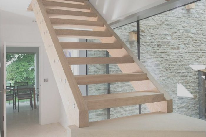 9 Unusual Contemporary Wood Stairs Photos