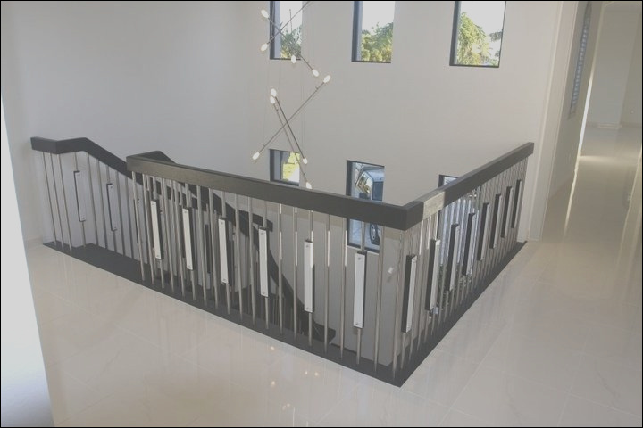 dishy black stair spindles staircase contemporary with sensored lights sontemporary custom made lit baluster