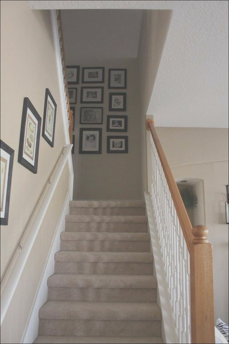 hall stairs landing decorating ideas 3