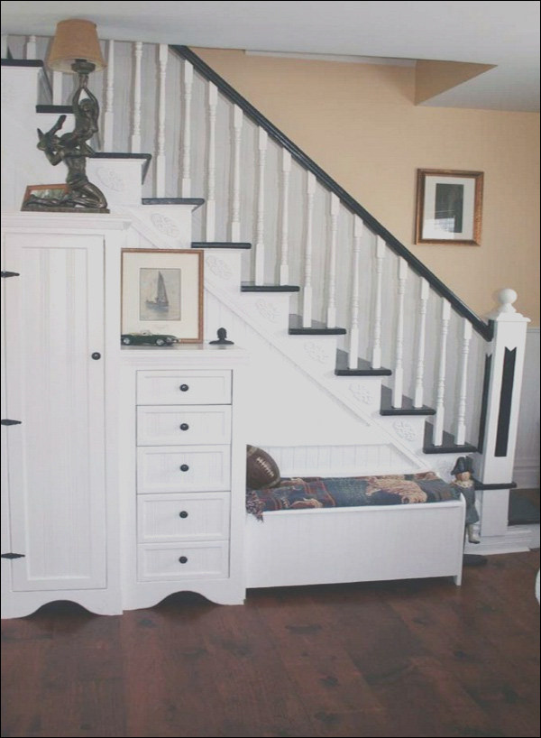 creative ideas for under stair space