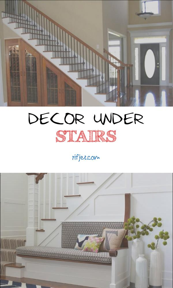 Decor Under Stairs Unique Ten Ideas How to Make the Most Of the Space Under the