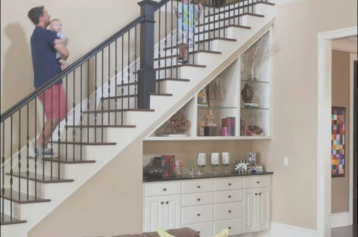 14 Good Decorating Under the Stairs Space Photography