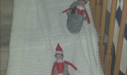 Elf On the Shelf Ideas with Stairs Beautiful Elf On the Shelf Go Sledding Down the Stairs