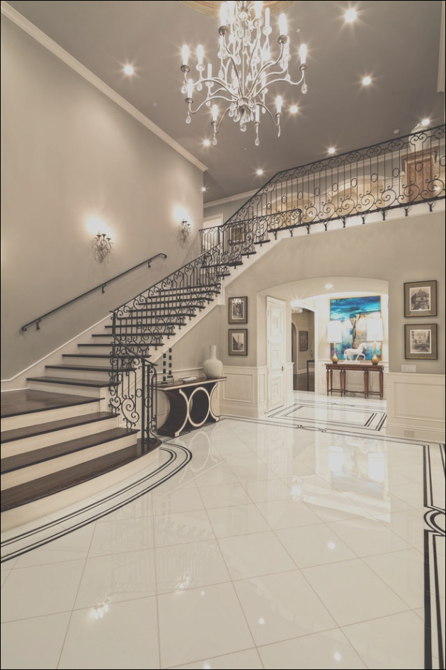 15 extremely luxury entry hall designs