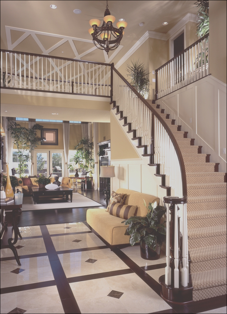 25 modern staircase landing decorating ideas to inspired