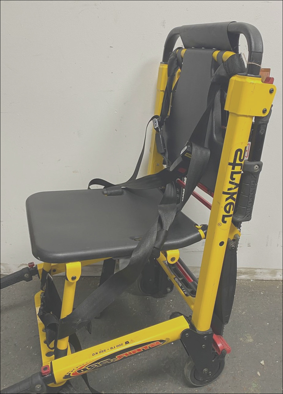 stryker stair pro 6252 evacuation chair