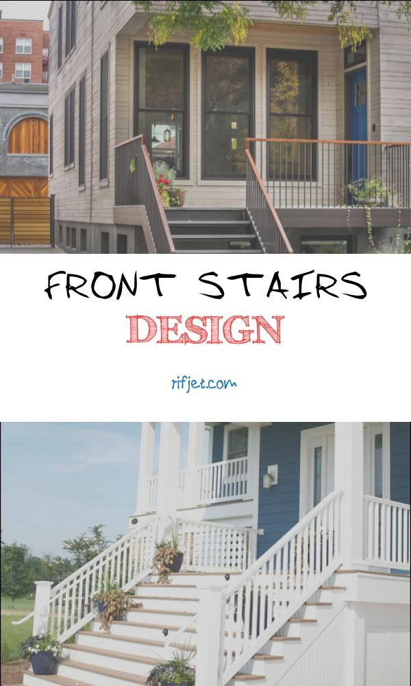 Front Stairs Design Awesome 46 Stair Designs Ideas