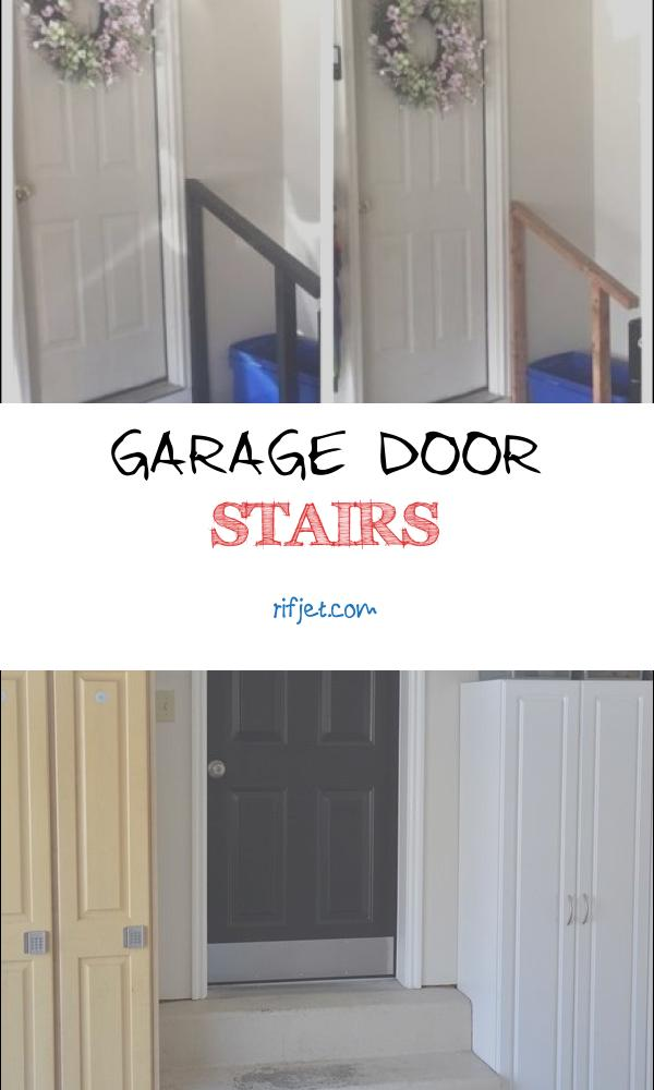 11 Favorite Garage Door Stairs Photos