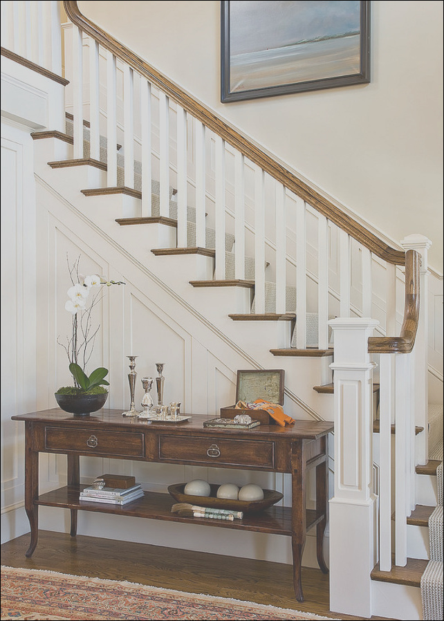 foyer stairs decorating ideas pictures