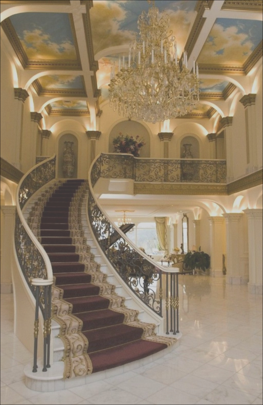 30 luxurious grand staircase design ideas for amazing home