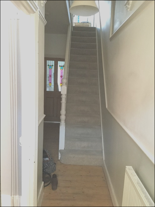 ideas please hallway stairs and landing