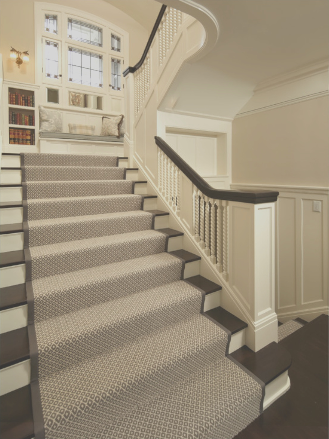 make your stairs safer with carpet stair treads