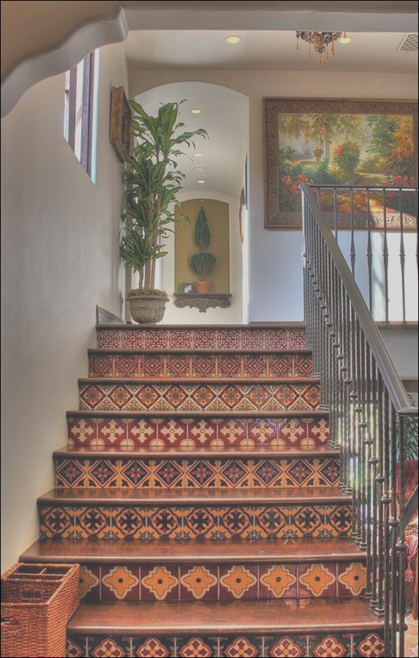 unique stair decorating ideas for your home