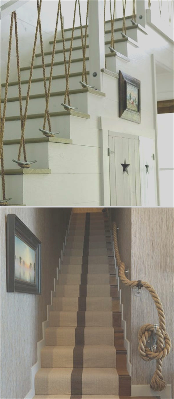 fresh cool ideas to decorate your staircase space