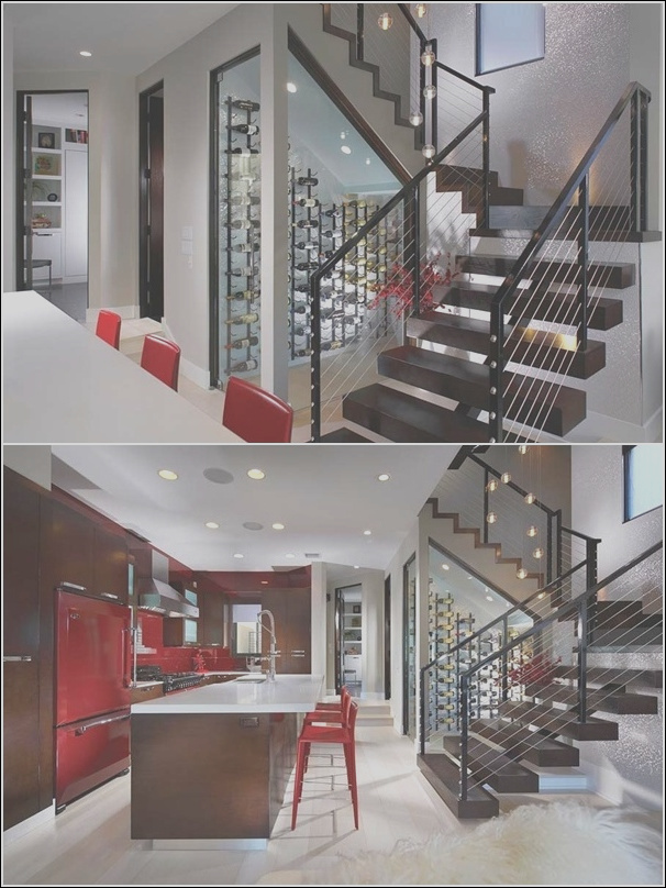 10 ideas to design and use under the stairs space