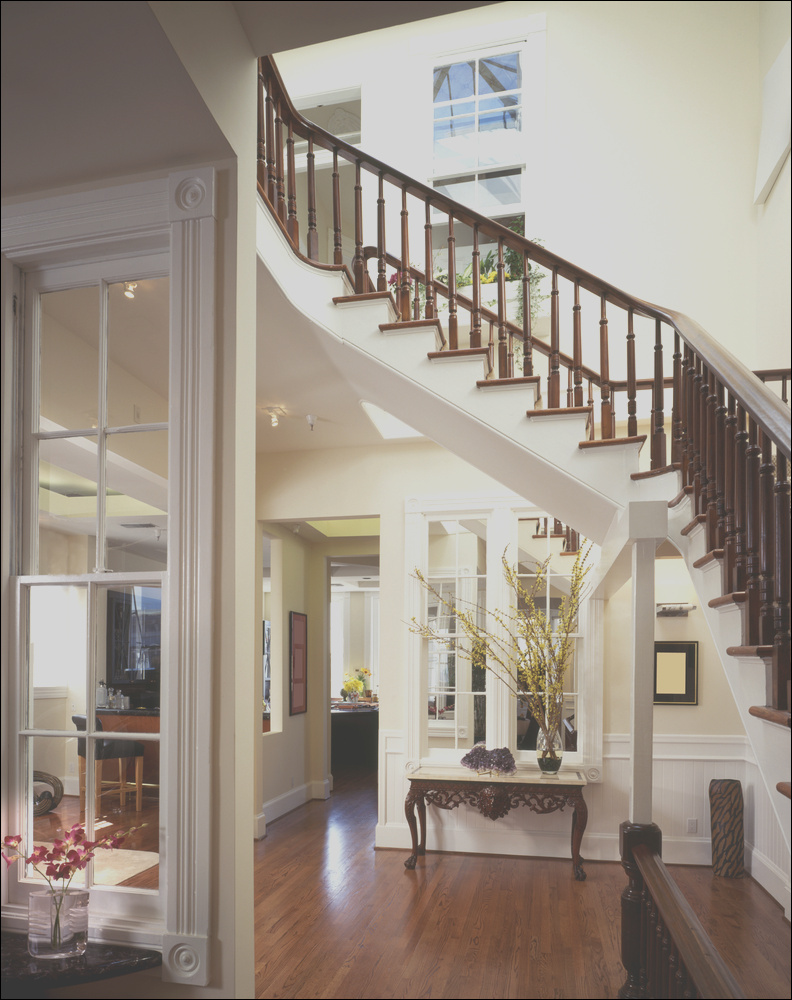 beautiful entry home design