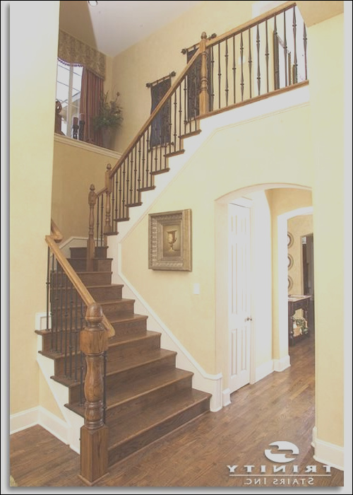 stairs in residential homes