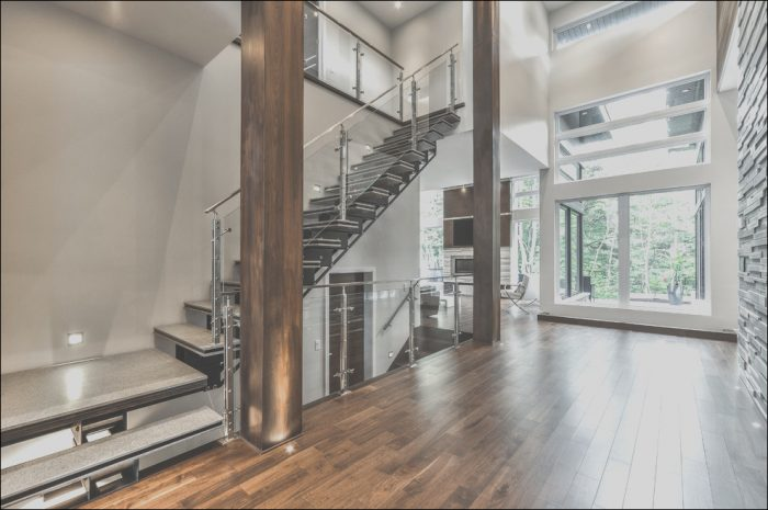 10 Harmonious Interior Stairs Montreal Photos