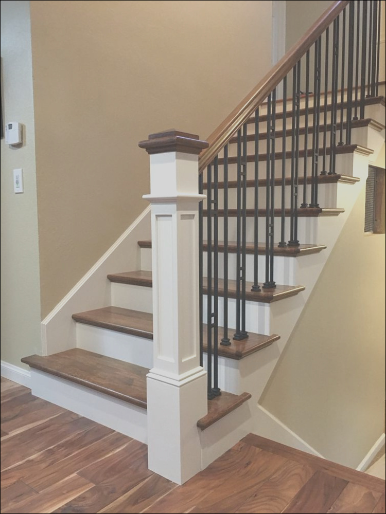 how to build interior stairs
