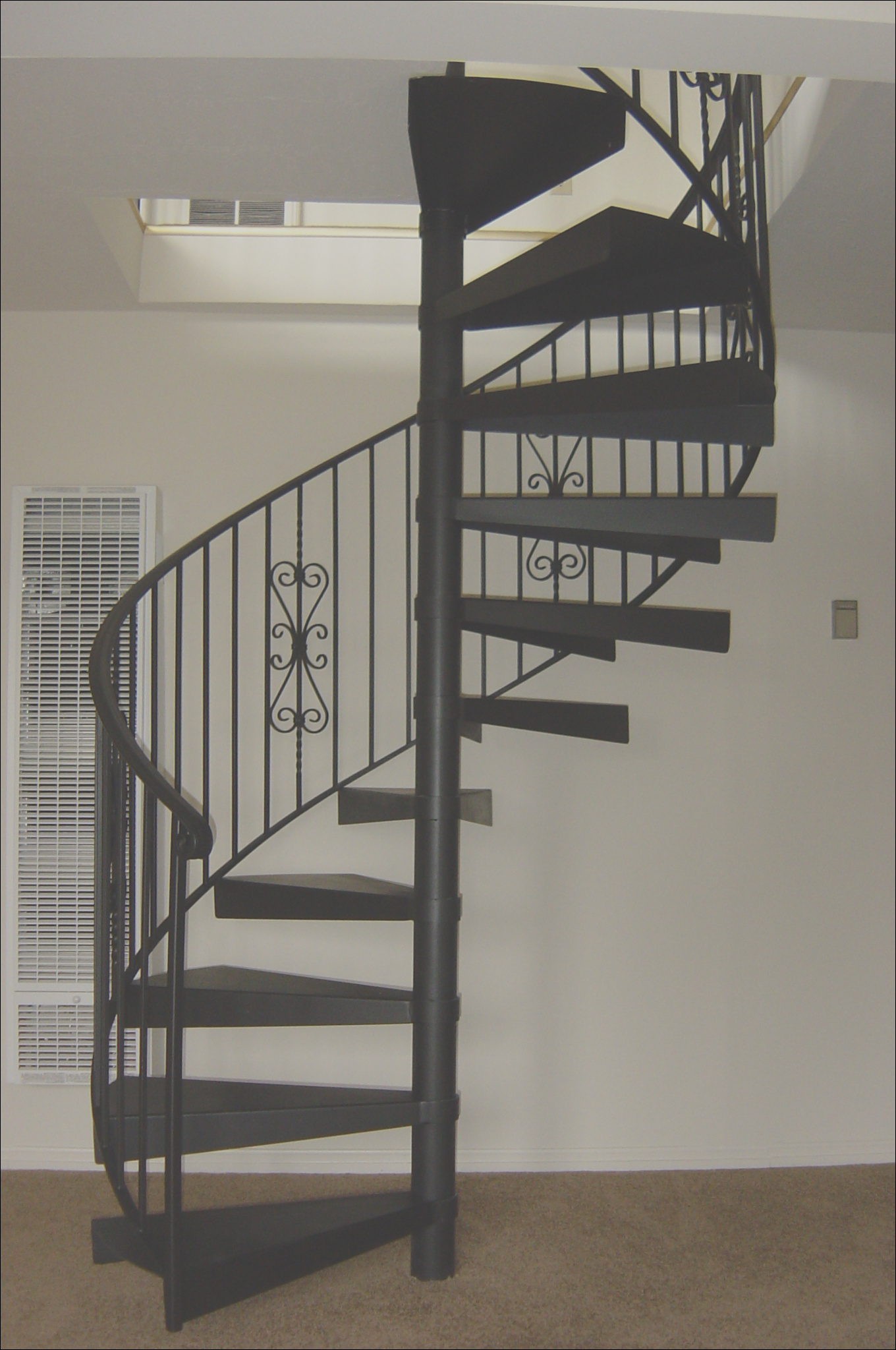 iron stairs design characteristics of the products