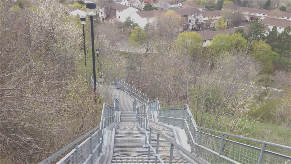 police looking for man seen masturbating on kenilworth stairs 1