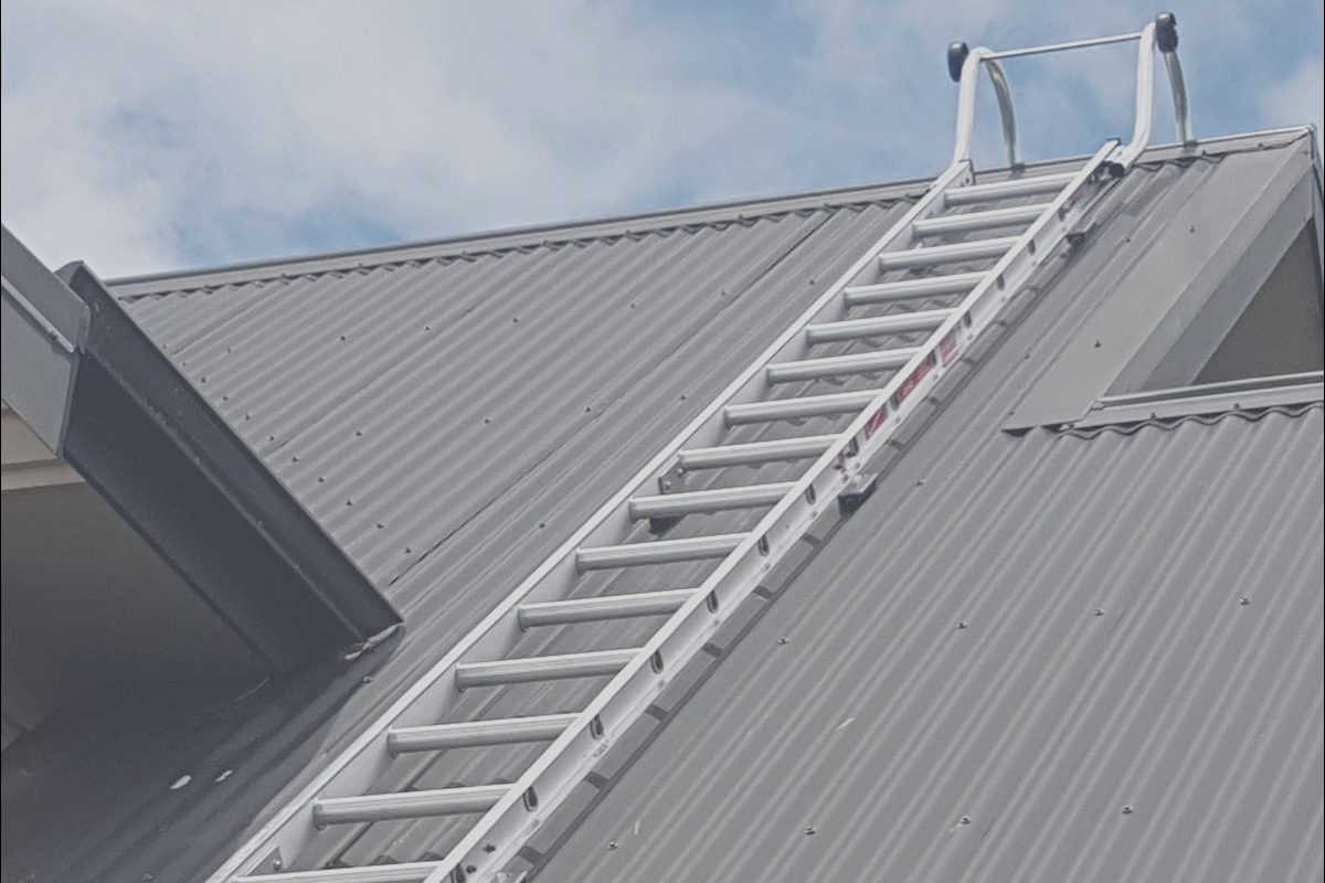 Ladder Stairs Roof New Roof Ladders