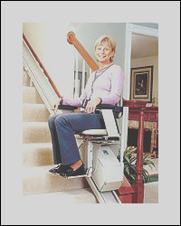 stair lifts for ting seniors upstairs