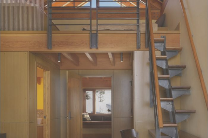 8 Quirky Loft Stairs Design Photos