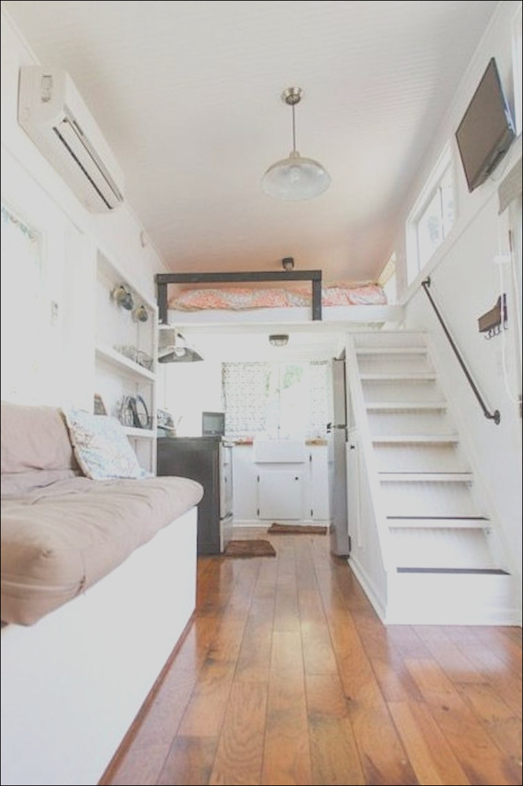 50 amazing loft stair for tiny house ideas