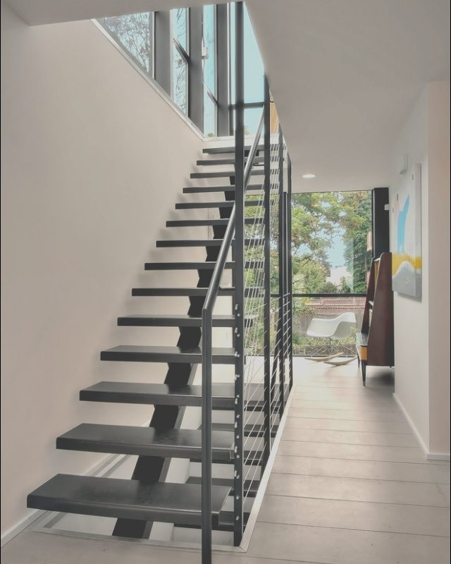 Metal Stairs Design Inspirational the Modern Steel Staircase Inside and Outside for Amazing
