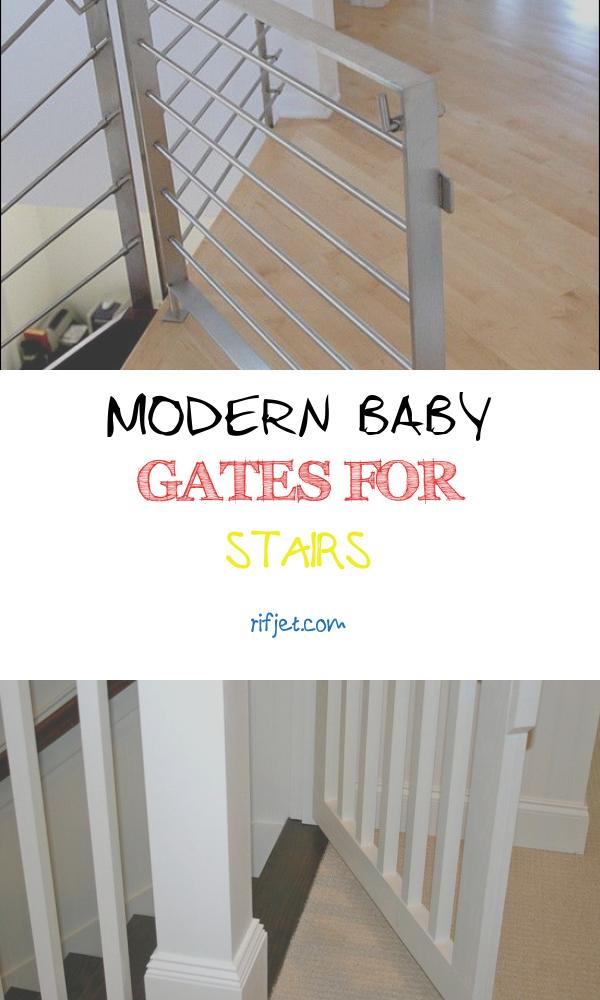 Modern Baby Gates for Stairs Fresh Modern Baby Gate Design Remodel Decor and