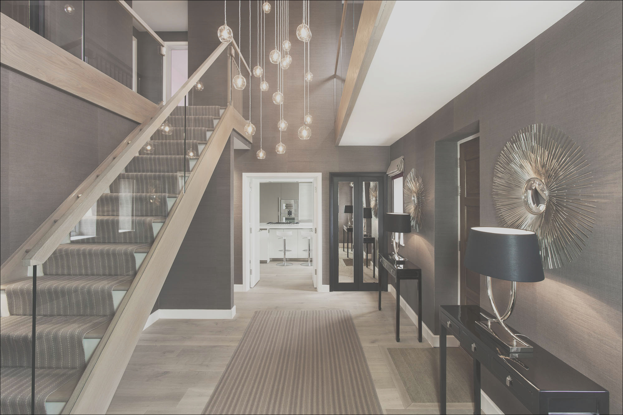 wel e your guests with a stunning entry hall