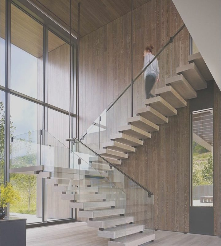 Modern Entrance Stairs Best Of 93 Stunning Modern Entrance Staircase Design Ideas
