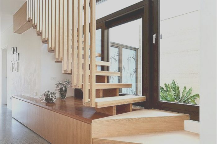 11 Detail Modern Exterior Stairs Design Collection