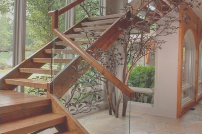15 Authentic Modern Exterior Wood Stairs Collection