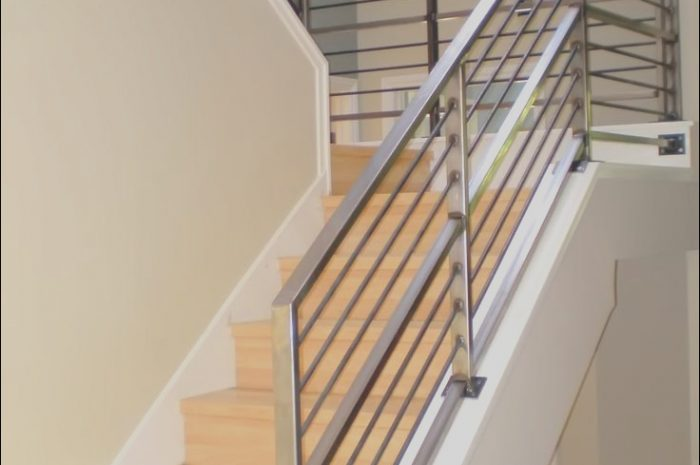 11 Basic Modern Handrails for Stairs Interior Collection
