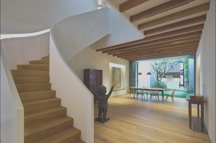 10 Pretty Modern House Stairs Design Stock