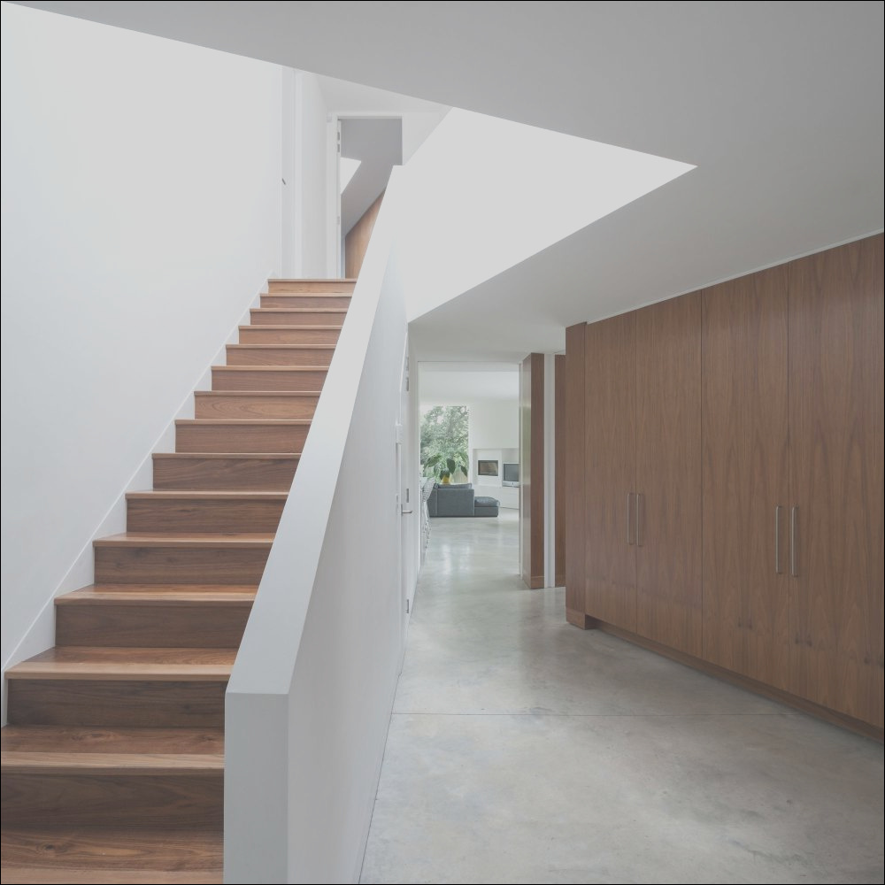 different types of staircases