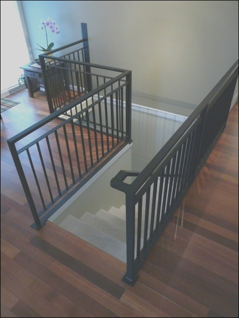 Modern Railings Vancouver contemporary staircase vancouver
