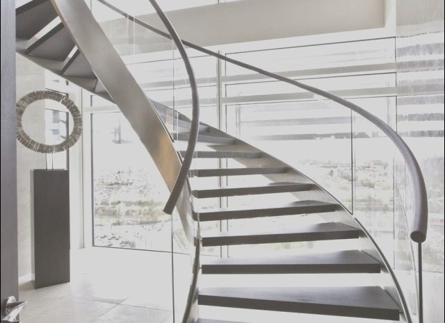 8 Quirky Modern Spiral Stairs Design Image
