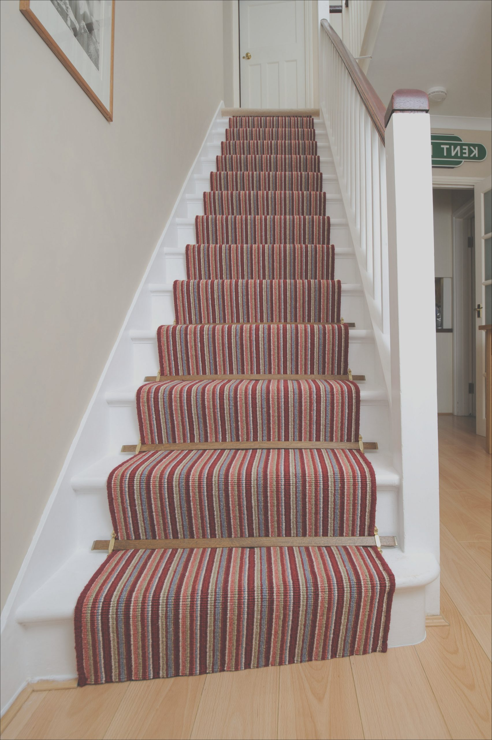customize your stair runners to protects your stairs