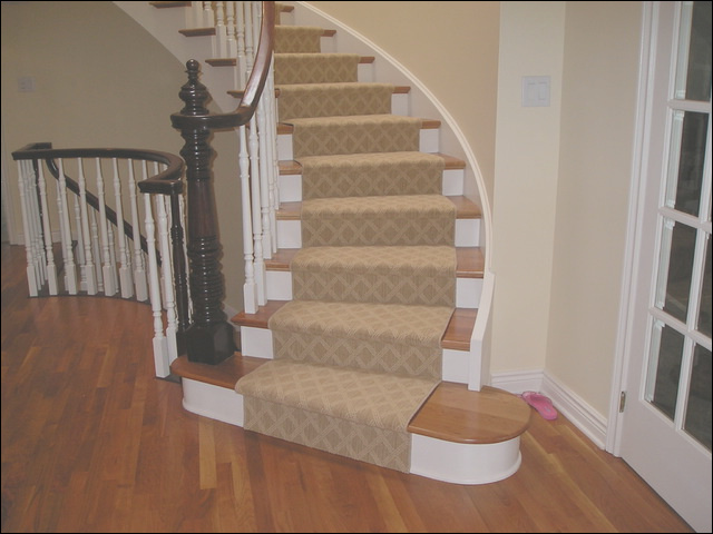 Stair Runners contemporary staircase ottawa