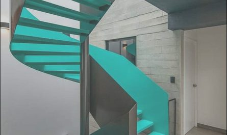 Modern Stairs Colour Unique Colorful Staircase Designs 30 Ideas to Consider for A