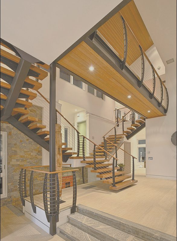 Modern Stairs New York Unique Custom Modern Floating Stairs Modern Staircase New